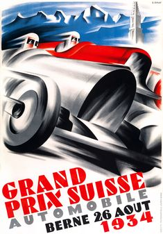 Car Posters, Travel Posters, Grand Prix, Guerrilla Girls, Berne, Political Posters, Advertising Poster, Ads, Vintage Racing