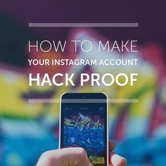 Instagram has begun rolling out two-factor authentication an important and necessary security feature.  This is just another way of stopping hackers from taking over your account.  Hackers can be a real danger to your business and losing control of your Instagram account can mean serious problems.  #smm #socialmedia #instagram #security #safe #instatips  We've put together a 7 step guide on how to make your Instagram account hack proof!   Read the full article on our blog…