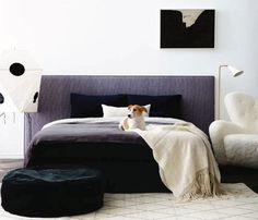 The 2017 Ikea catalog dropped online today and as tradition has it, we're posting some cool decorating tricks we spotted inside. If yo. Picture Wall Living Room, Living Room Pictures, Modern Bedroom, Master Bedroom, Urban Bedroom, Nook, Closer, Italian Furniture Brands, Bedroom Styles