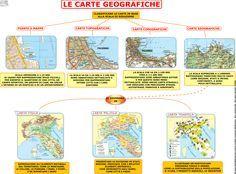 07. LE CARTE GEOGRAFICHE