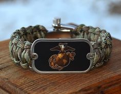 Every purchase helps a wounded soldier - LOVE IT.  Most military branches represented.