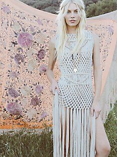 Free People Labyrinth Dress