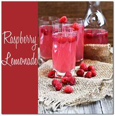 raspberry lemonade, raspberry, lemonade, pink drinks