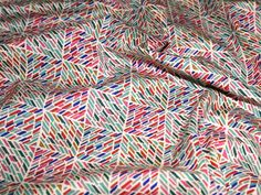 Fabulous quality Cotton Poplin from the Valencia collection. Beautifully soft, cotton poplin is a wonderfully versatile fabric for tops, skirts, Minerva Crafts, Poplin Dress, Fabric Houses, Gorgeous Fabrics, Dressmaking, Printed Cotton, Fabric Design, Printing On Fabric, Designer Dresses