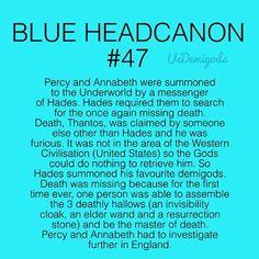 AHHH HARRY POTTER AND PJO HEADCANON *BREATHES VERY HEAVILY
