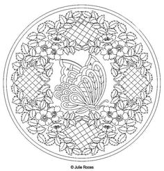 Mandala 12 Printable Coloring Pages Ornamenti