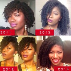 by: @jayah_aka_jah From the beginning and back to the beginning again! ♻️ #startingover #lavenderlocs #hairjourney #Hair2mesmerize #naturalhair #healthyhair  #naturalhairstyles #blackhairstyles #transitioning