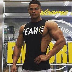 c732f7da 14 inspiring gym images | Gym men, Gym outfit men, Male fitness