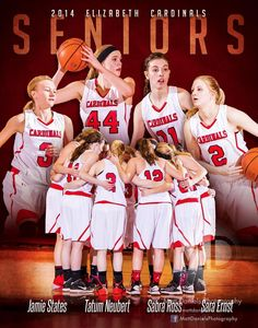 design for the seniors on the Elizabeth HS girls basketball team. Copyright 2014 Matt Daniels Photography Poster design for the seniors on the Elizabeth HS girls basketball team. Basketball Posters, Basketball Pictures, Team Pictures, Sports Basketball, Team Photos, Sports Photos, Street Basketball, Senior Pictures, Basketball Crafts
