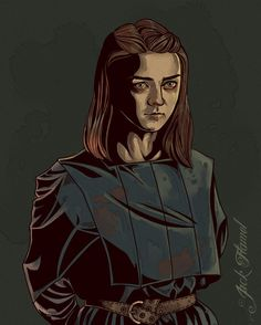 Игра Престолов Фан Арт/Game of Thrones Fan Art