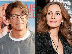 Siblings: Julia Roberts Twin Brother | Julia Roberts, Brother Eric Reunited in 2004 (Eric's daughter Emma also has an acting career)