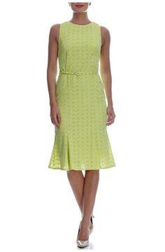 Vestido de Laise Limão - TVZ Moda Online