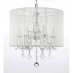 Awesome Small Chandelier Shades