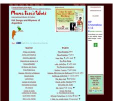 thumbnail of Mama Lisa's World: Children's Songs of Argentina