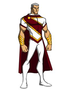 Supreme SUPERMEN Redesign by KingLeonUniverse on @DeviantArt
