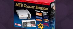The NES Classic is One of Today's Hottest Gaming Consoles, and You Can Win One Here #Deals #Nintendo #music #headphones #headphones