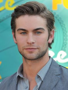 Pin for Later: 17 Chace Crawford Pictures So Perfect He Might Actually Be a Wax Figure