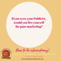 Are you on your J.O.B.? #fabulousuniversity