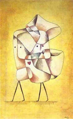 Paul Klee | Siblings, 1930
