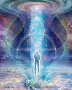 Connection with the Creator - Sacred-Geometry by Olga-Kuczer on deviantART ..*