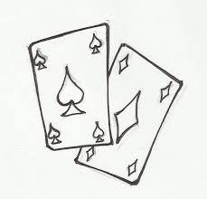 Resultado de imagem para baralho desenho