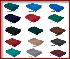9ft dark green.  Championship Invitational with Teflon 4066 Pool Table Cloth