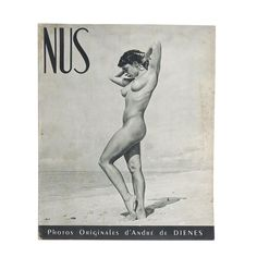 Paper Nus French Book of Artistic Nude Photographs by Dienes For Sale - Image 7 of 7 Sign Writer, French Photographers, Nature Animals, Life Drawing, Book Worms, Art Reference, Vintage Antiques, Drawings, Photographs
