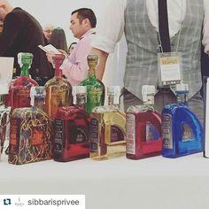 #Repost @sibbarisprivee  #Tequila Ahá Toro y Chile Caliente en el VII Salón de los Destilados Premium #GuíaPeñín  http://sibbaris.es  #gin #ginebra #ginlovers #premium #destilados #eventos by distririogal