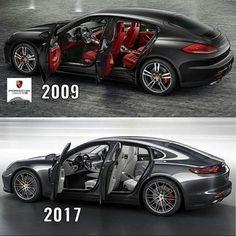 porsche panamera turbo s e hybrid 2018 sinal dos tempos o modelo