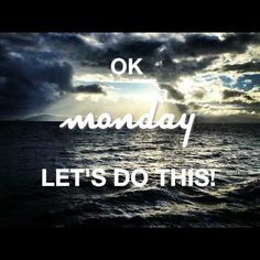 #mondays #motivation Good Morning!