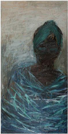 Nanna Susi - Green Eyes Modern Art, Contemporary Art, Art Prompts, Call Art, Art Background, Green Eyes, Blue Green, Figure Painting, Art Techniques