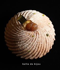 Mont Blanc | Boite de Bijou, Taiwan Mont Blanc Cake, Eclairs, Desserts Around The World, Decoration Patisserie, French Patisserie, Fancy Desserts, Eat Dessert First, Sweet Cakes, Let Them Eat Cake