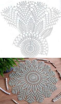 Crochet Wall Art, Crochet Home, Crochet Crafts, Crochet Projects, Crochet Dollies, Crochet Stars, Crochet Circles, Crochet Jacket Pattern, Crochet Motif Patterns
