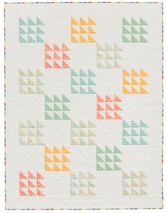 B1171 Fat Quarter Quickies 4ths.indd by PamKittyMorning, via Flickr