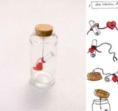 DIY: tarjetas de felicitaciones originales para el día del amor y la amistad que puedes hacer hacer tú misma