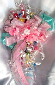candy corsages!