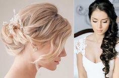 coiffures de mariées 2015