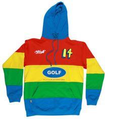 GOLF RACE HOODIE from Golfwang