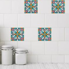 StickPretty Mosaic Ramblas tile decals transform kitchens or baths in minutes. Affordable and easy to apply, they're perfect for DIY renovations.