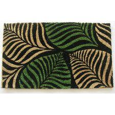 Palm Leaves Doormat