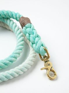 Found Your Animal Overdyed Rope Leash at Free People Clothing Boutique
