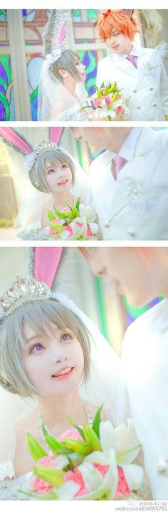 Una boda asi ♡o♡  PD: pink y kepu oh por deos