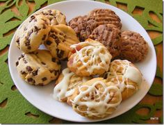 My favourite biscuit recipe - makes HEAPS and is perfect for freezing!