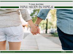9 cosas divertidas que hacer en pareja - El Jardín De Venus http://www.eljardindevenus.com/pareja/9-cosas-divertidas-pareja/