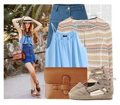 """""""Blogger Style: The Blonde Salad"""" by megi32 ❤ liked on Polyvore"""