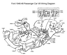 98 best wiring images on pinterest car stuff electric and motorcycle rh pinterest com Ford F-250 Wiring Diagram 1942 ford wiring diagram