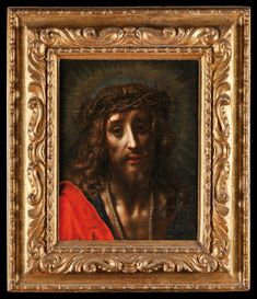 Carlo Dolci (Firenze, 1616-1687), Ecce Homo, quarto decennio del XVII secolo. Olio su tela. Firenze, Museo diocesano di Santo Stefano al Ponte.