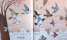 the fall | lil vintage storybooks