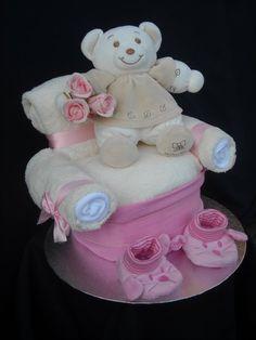 cutie arm chair cake