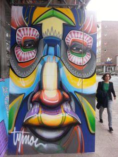 Mooiste street art van Rotterdam